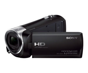 Caméscope Sony Full HD 60p      HDR-CX240/B