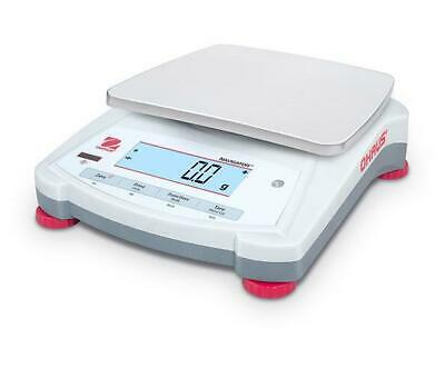 Ohaus Navigator Nv1201 Precision Lab Balance Food Jewelry Scale1200gx0.1gnew
