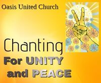 Chanting For Unity and Peace at Oasis United Church, Penticton