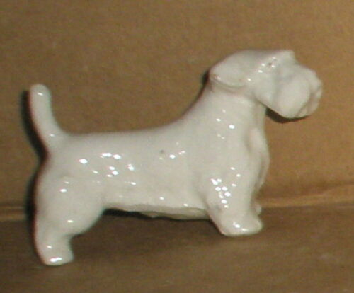Vintage Dog Sealyham/Cesky Terrier