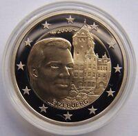 Lussemburgo 2008 2 Euro Commemorativo In Fondo Specchio -  - ebay.it