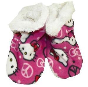 4d23e2c9f Hello Kitty Slipper Socks