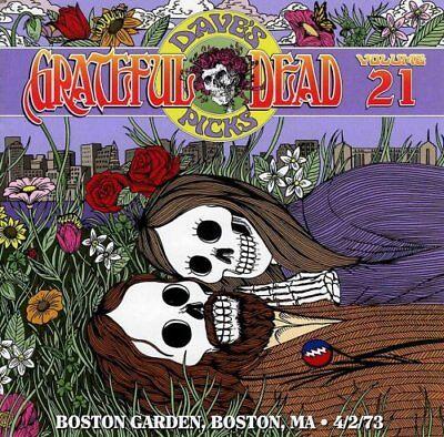 GRATEFUL DEAD Dave's Picks, Vol 21 Boston Garden MA 4/2/73 Brand New HDCD OOP ()
