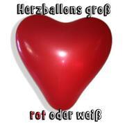 Herz-ballons