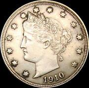 1910 Nickel