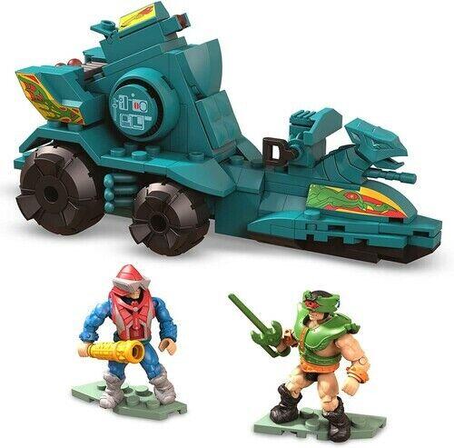 MEGA Brands - Masters of the Universe Origins Battle Ram (He-Man, MOTU) [New Toy