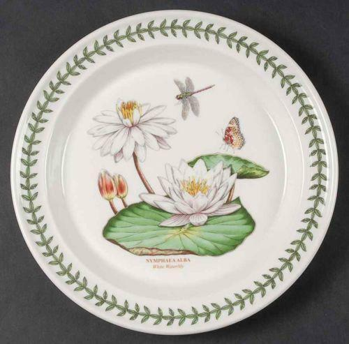 Portmeirion botanic garden ebay for Portmeirion dinnerware set of 4 botanic garden canape plates