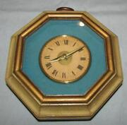 Mid Century Wall Clock