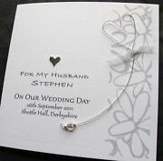 Husband to Be Card