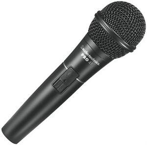 Cardioid Dynamic Handheld Microphone PRO 41 audio-technica