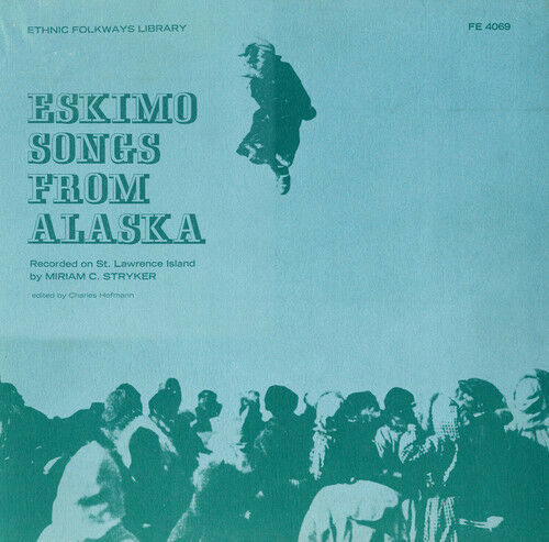 Various Artists - Eskimo Songs From Alaska / Various [new Cd]