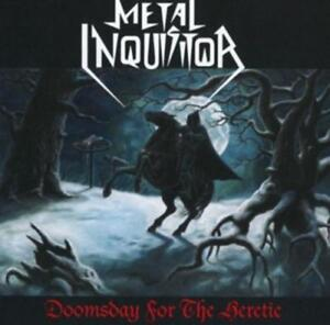 METAL INQUISITOR - Doomsday For The Heretic - 2CD (Re-Release+Bonus CD) - 200903
