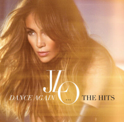 Jennifer Lopez : Dance Again... The Hits CD (2012) ***NEW*** Fast and FREE P & P