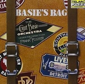 Basie,Count Orchestra - Basie'S Bag/Live /0