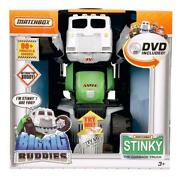Stinky The Garbage Truck