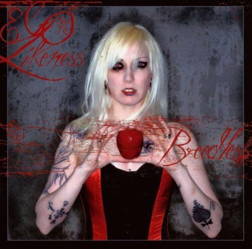 EGO LIKENESS Breedless CD 2010