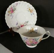Royal Doulton Cup and Saucer
