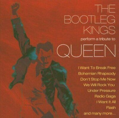Queen-boot (Queen Bootleg Kings perform a tribute to (2004)  [CD])