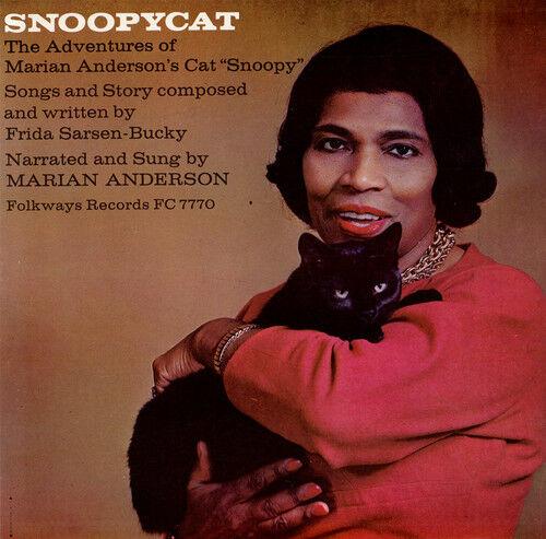 Marian Anderson - Snoopycat: The Adventures Of Marian Anderson