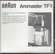 Braun Aromaster