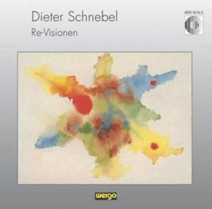 Dieter Schnebel: Re-Visionen 4010228661620 - Deutschland - Dieter Schnebel: Re-Visionen 4010228661620 - Deutschland