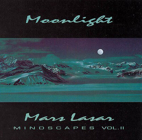 #302 SEALED DCC CD MARS LASAR Mindscapes - Volume 2: Moonlight - Steve Hoffman