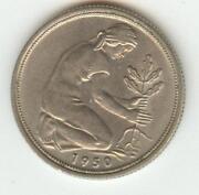 1950 50 Pfennig