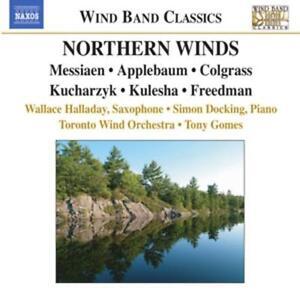 Northern-Winds-Gomes-Tony-Toronto-Wind-Orchestra-CD-NEU-747313224876