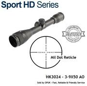 Hawke Rifle Scopes