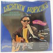Lightnin Hopkins LP