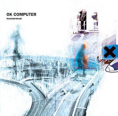 Radiohead   Ok Computer  New Vinyl  180 Gram
