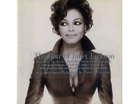 Janet Jackson - Design of a Decade (1986-1996) (Best Of) (1995) CD very good