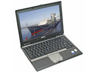 "DELL D420 NETBOOK - SMS, WiFi, Bluetooth, 12.1"" Screen, Slim, Light - SILVER"