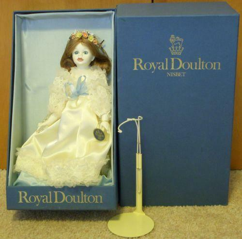 Jan Hagara Figurines For Sale: Royal Doulton Nisbet Doll