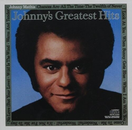 Johnny Mathis - Johnny's Greatest Hits [New CD]