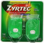 Zyrtec Caplet Over-the-Counter Allergy Medecine