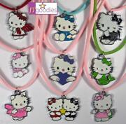 Hello Kitty Necklace Lot