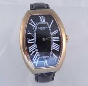 Mens 18ct Gold Watches