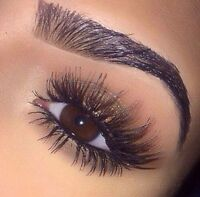 --- THE BEST --- EYELASH EXTENSIONS ---