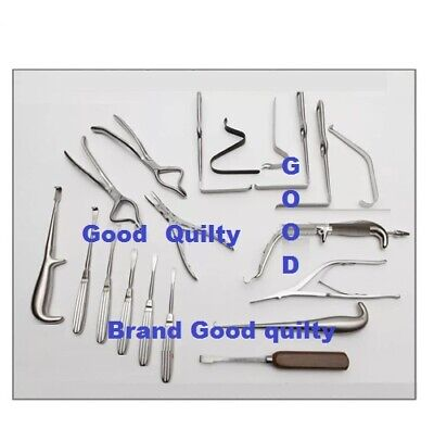 Maxillofacial Surgery Instruments Set