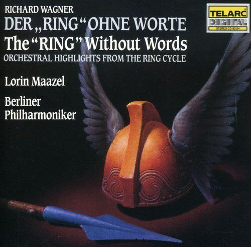 Lorin Maazel - Ring Without Words [New CD]