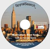 New York Telephone Directory