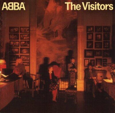 ABBA - The Visitors - U.K. CD album 1981