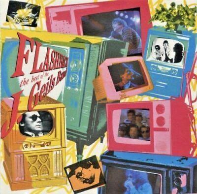 Flashback: The Best of by J. Geils Band (CD, 1985, EMI) (Best J Pop Bands)