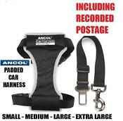 Small Dog Car Harness