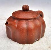 Antique Zisha Teapot
