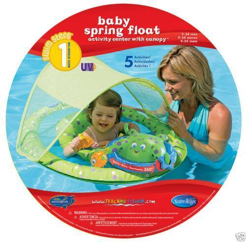 Baby Float With Canopy Ebay