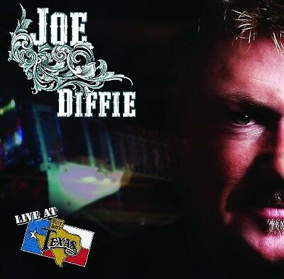 Joe Diffie   Live At Billy Bobs Texas  New Cd