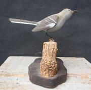 Decoy Carving