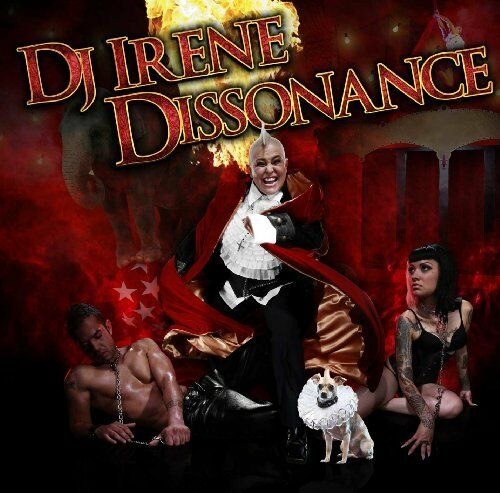 DJ Irene - Dissonance [CD]
